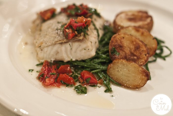 Kingsmills Hotel in Inverness - a Stunning 4 Star Hotel in the Scottish Highlands - Cod with Samphire