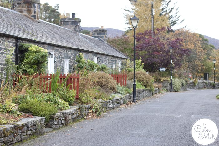Pitlochry - the ideal place to stop on your way to the Scottish Highlands