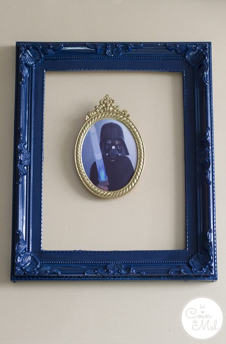 The Perfect DIY Present for a Star Wars Fan - Mini Darthh Vader