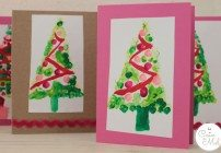 10 Minute Crafts – Easy Christmas Cards Children Can Make