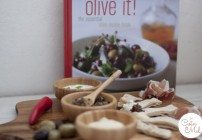 Tapenade Recipe and Olive it! Cookbook Giveaway
