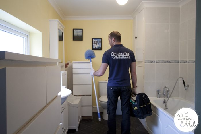 Spring Cleaning Done and Dusted with Fantastic Services  - Family Bathroom