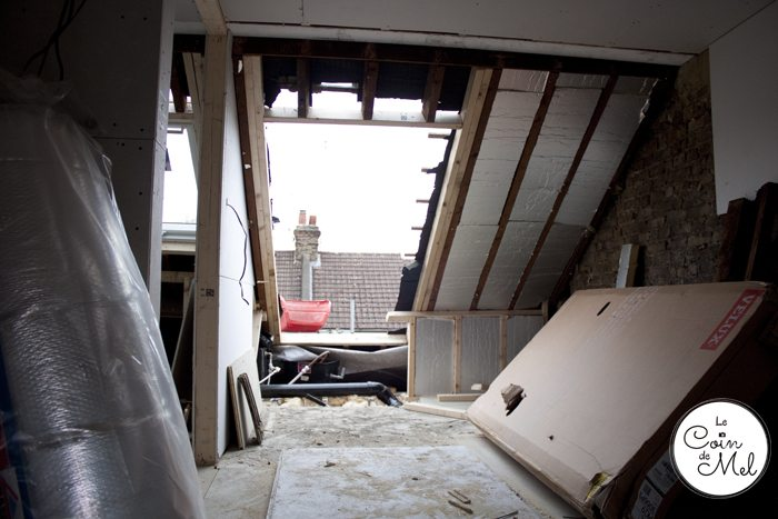 10 Good Reasons Not to Have a Loft Conversion - Hole in my Roof