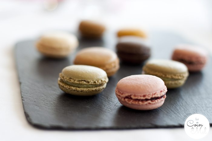 Gourmet Weekend in France with Wriggly - Macarons