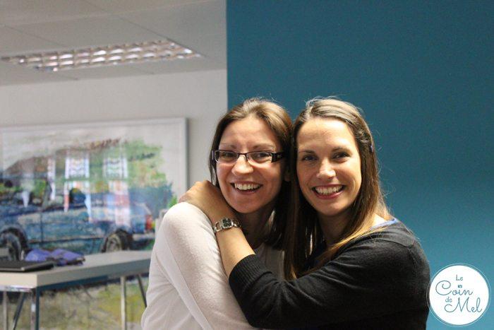 Julie & I