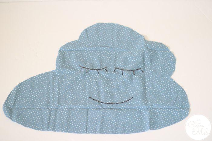 Quick & Easy Crafts -  Sleepy Cloud