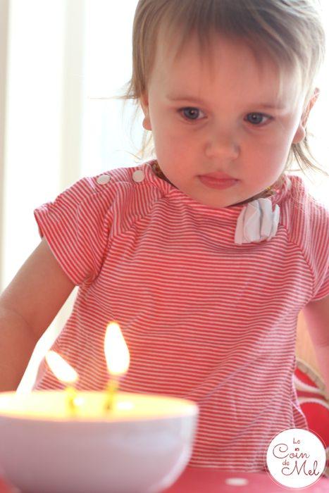 A Birthday to Remember - B'day Porridge