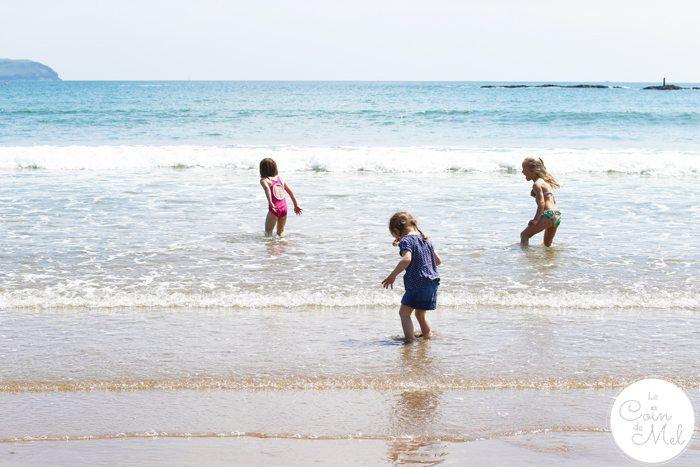 Bigbury Devon Beach