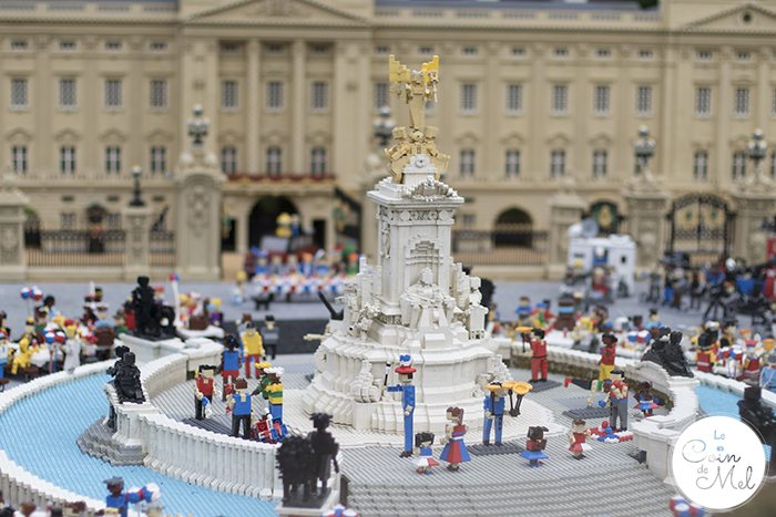Birthday Party of a Lifetime at Legoland - Buckingham Palace