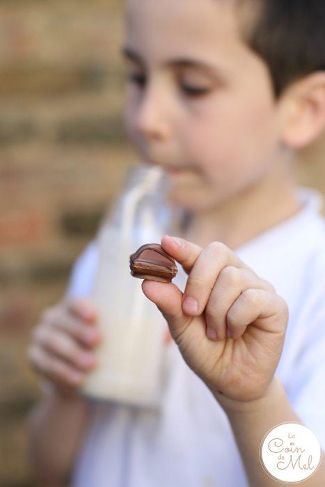 Kinder Bueno Milkshake - Crevette