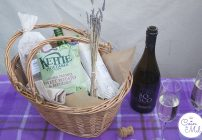 A Picnic at Somerset House & Fun Facts about Sparkling Wines