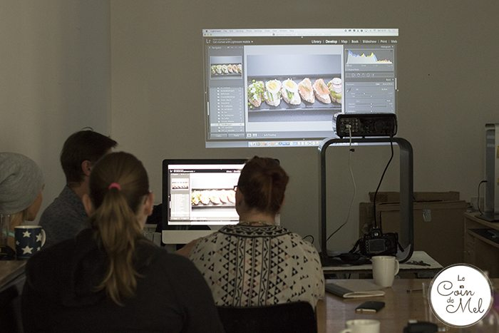 Taking Photos of Food in Poor Light Conditions - Learning about Photoshop & Lightroom