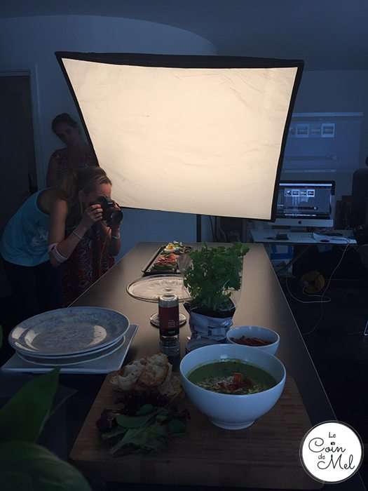 Taking Photos of Food in Poor Light Conditions