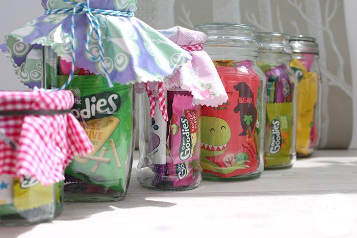 No Junk Present - Healthy, Yummy Jazzy Jars