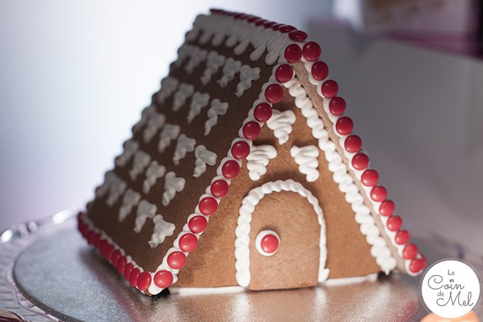 What to Expect from Waitrose this Christmas - Gingerbread House