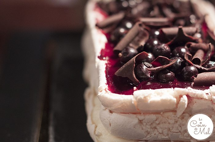 What to Expect from Waitrose this Christmas - Kir Royal Meringue Stack