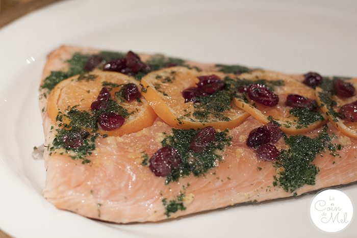 What to Expect from Waitrose this Christmas - Salmon Side