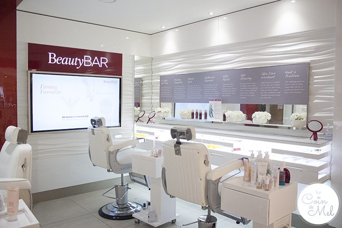 perfect-evening-at-brent-cross-clarins-beauty-bar
