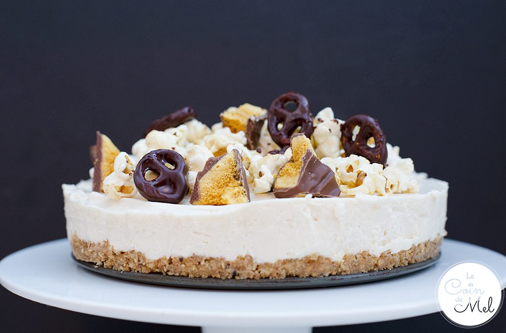 If you are looking for a no-bake vanilla cheesecake that's also free from, look no further! This little showstopper is quick & easy to make and it's free from eggs, wheat and nuts.
