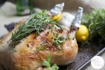 Gin Brined Chicken or Turkey for a 'Free From' Christmas