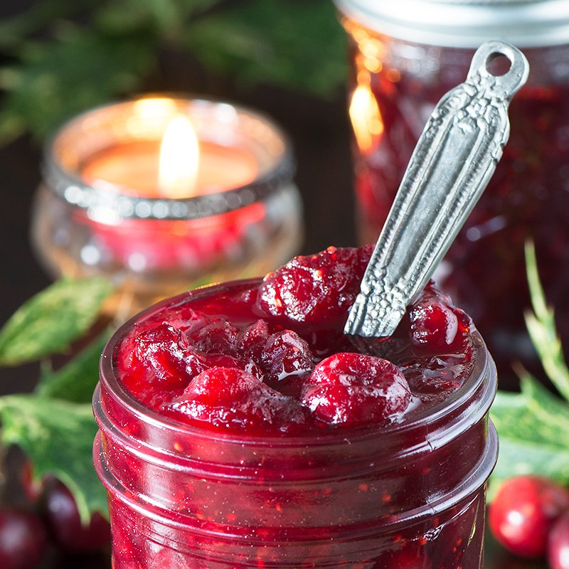 50+ Allergy Friendly Recipes, including Charlotte's cranberry sauce. Every single recipe is free from the top 14 allergens listed by EU regulations: cereals containing gluten: wheat, rye, barley, oats (if not gluten-free), dairy, eggs, soya, lupin, sesame, celery, celeriac, sulphites, mustard, fish, tree nuts (almonds, hazelnuts, walnuts, cashews, pecans, brazils, pistachios, macadamia nuts), peanuts, molluscs, crustaceans.