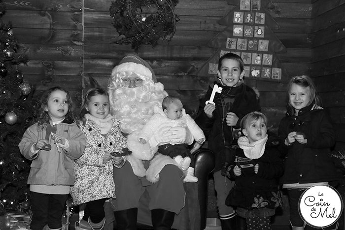 Willows farm is the best place for a visit to Father Christmas in North London. Their all-inclusive 'Santa Spectacular' event will allow every child on all the rides, activities, animal watching and cuddling as well as a visit to Santa, a go on the magic ice, crafts, soft play, a toy from the elves' workshop and a toy to stuff. www.lecoindemel.com