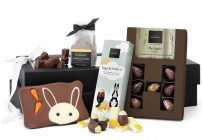 The Happy Easter Hamper Review (Hotel Chocolat)