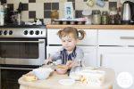 Gluten-free Vegan Muffins & Baking with Toddlers