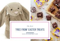 'Free From' Easter Treats and #FreeFromFridays