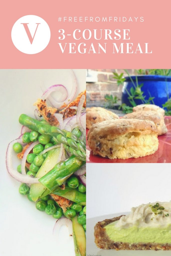 Who said vegan food was boring or tasteless? How dare you! Check this simple yet scrumptious menu for a 3-course vegan meal.
