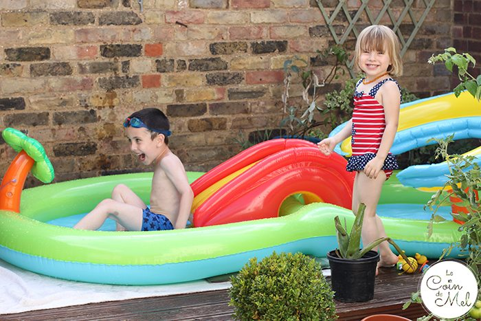 My garden goals le coin de mel for Garden paddling pools