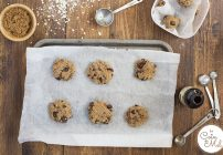 My Recipe for Gluten-free Vegan Oatmeal Cookies