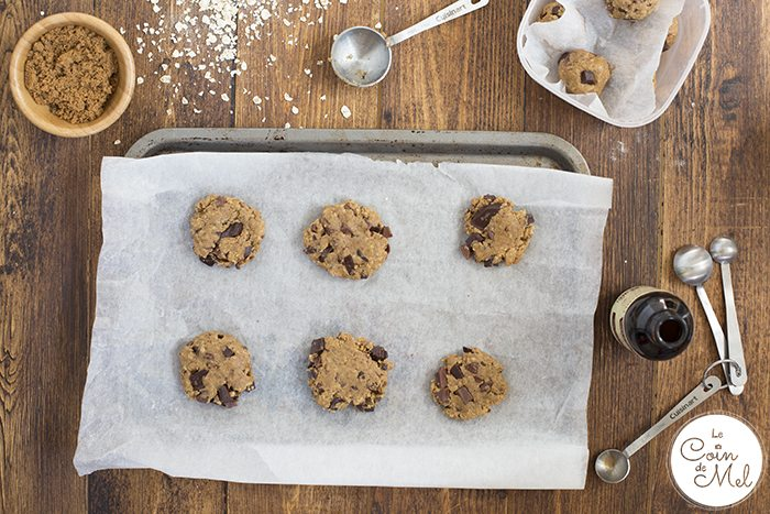 This recipe for Easy Gluten-free Vegan Oatmeal Cookies is the only allergy-friendly chocolate chip cookies recipe you'll ever need. They're so moreish!