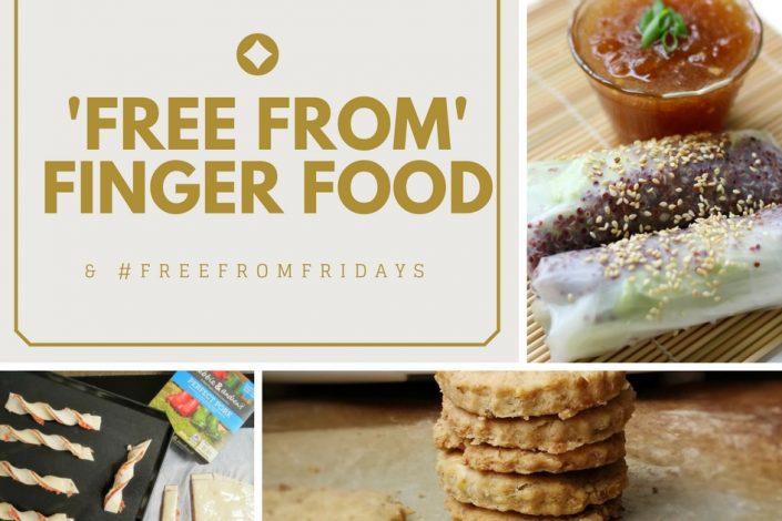 'Free From' Finger Food & #FreeFromFridays