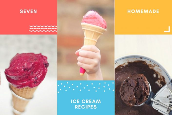 7 Easy Homemade Ice Cream Recipes