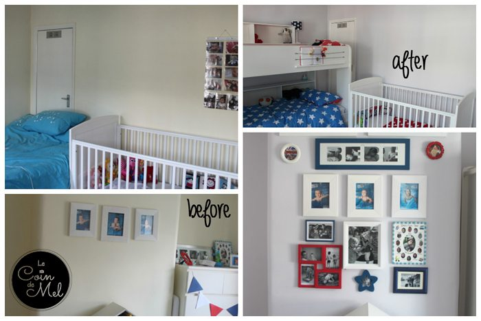 A new Bedroom for the Little Ones