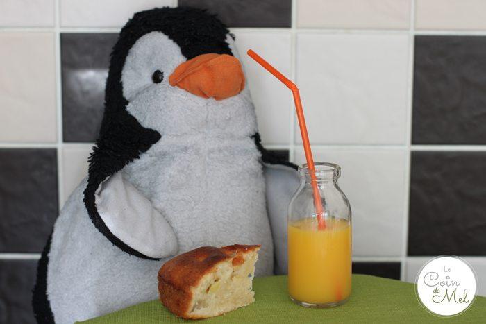 Mister Penguin's Birthday Party