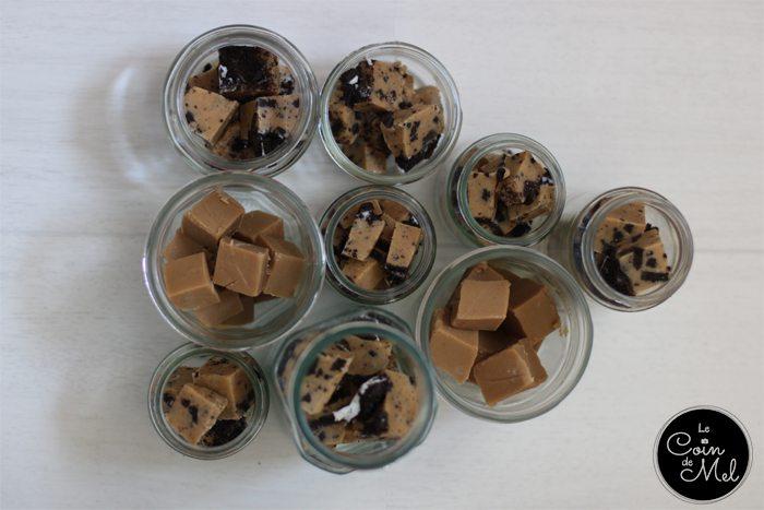 Fudge - Vanilla & Oreo