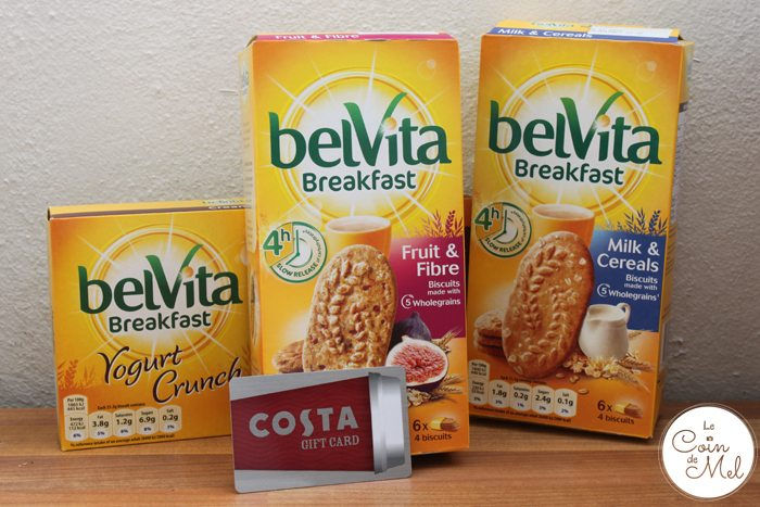 Morning Routine - belVita