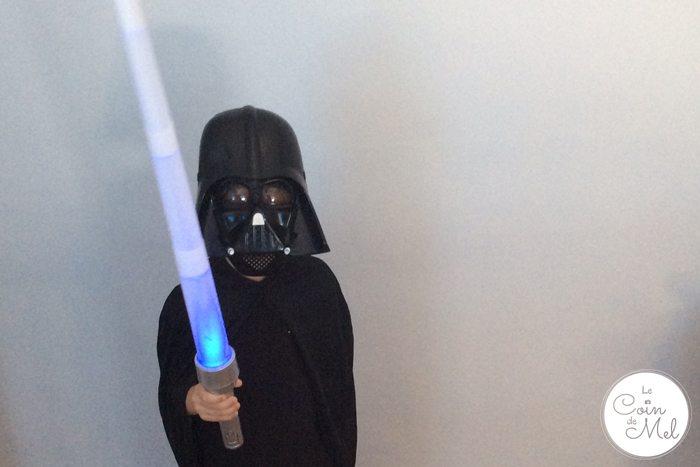 My Little Darth Vader
