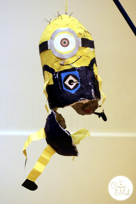 A Despicable Party - Bye Bye Minion - Le Coin de Mel