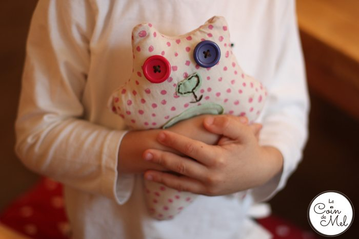 A Sewing Project for Beginners - Making a Teddy
