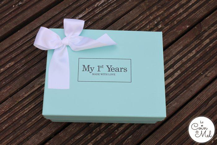 My 1st Years - Box