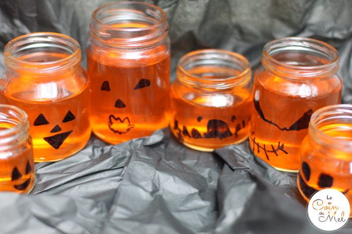 Spooky Jelly for Halloween