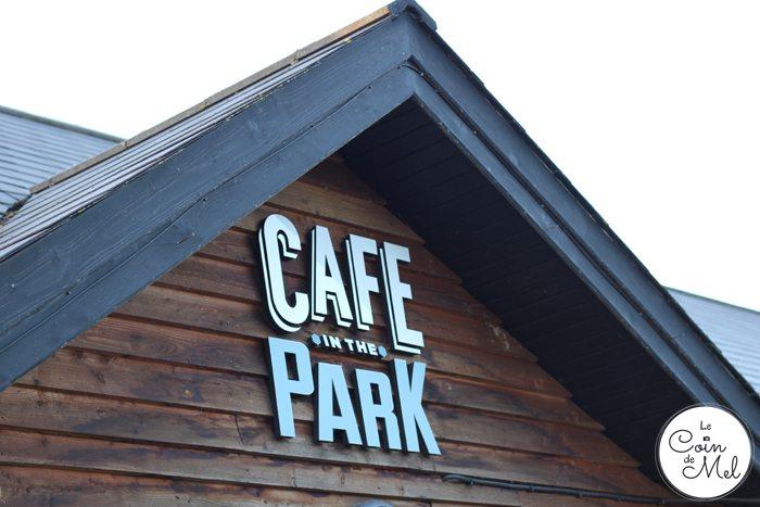 The Café in the Park