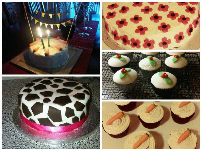 Fiona's delicious cakes