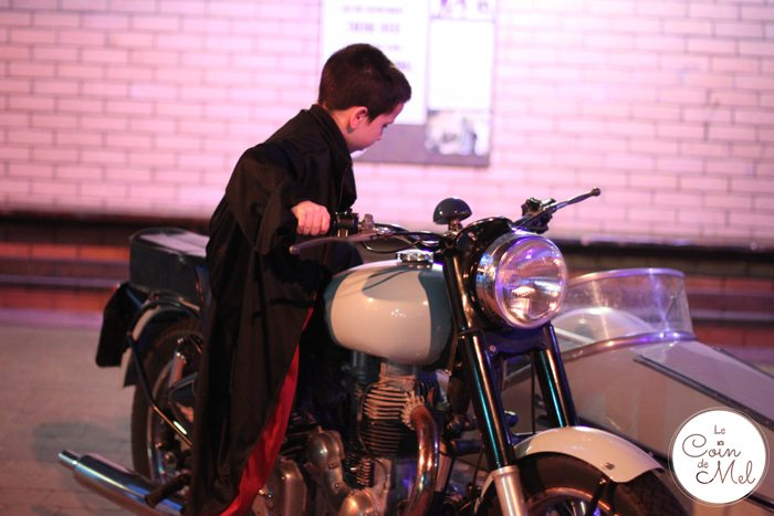 Harry Potter - Motorbike