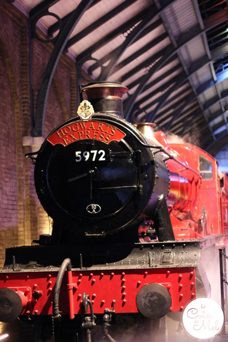 Harry Potter - Platform 9 ¾ and the Hogwarts Express