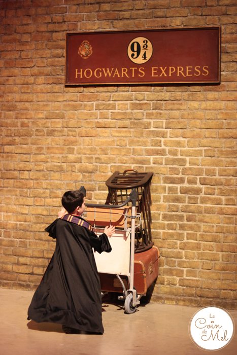 Harry Potter - Platform 9 ¾