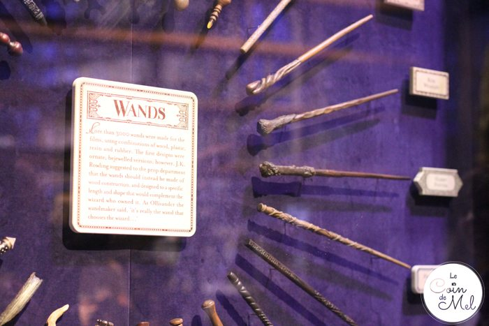 Harry Potter - Wands